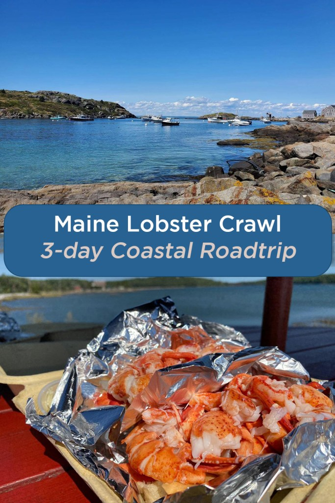 Coastal Maine Road trip