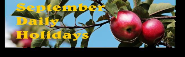 September Daily Header