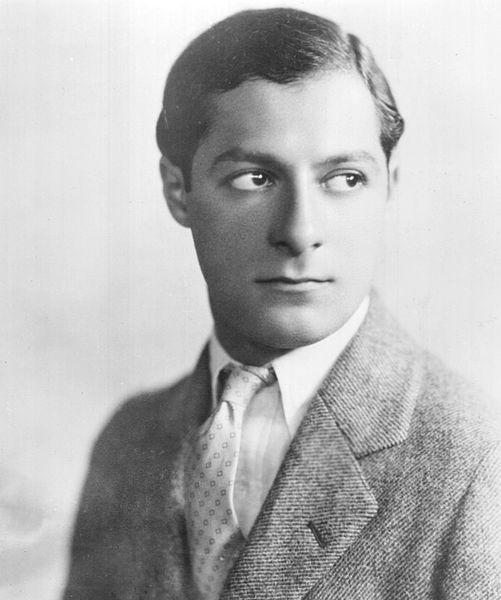 George Jessel 1926