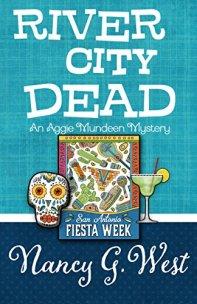 River City Dead by Nancy G. West