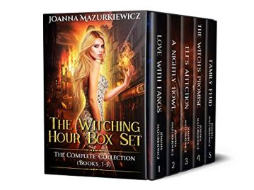 The Witching Hour Box Set: The Complete Collection (Books 1-5) by Joanna Mazurkiewicz