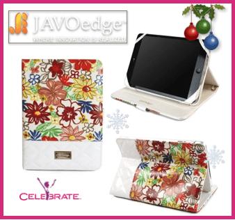 JAVOedge-iPad-Mini-Vintage-quilted-Spring-Blossom-Folio-Case-TRIO