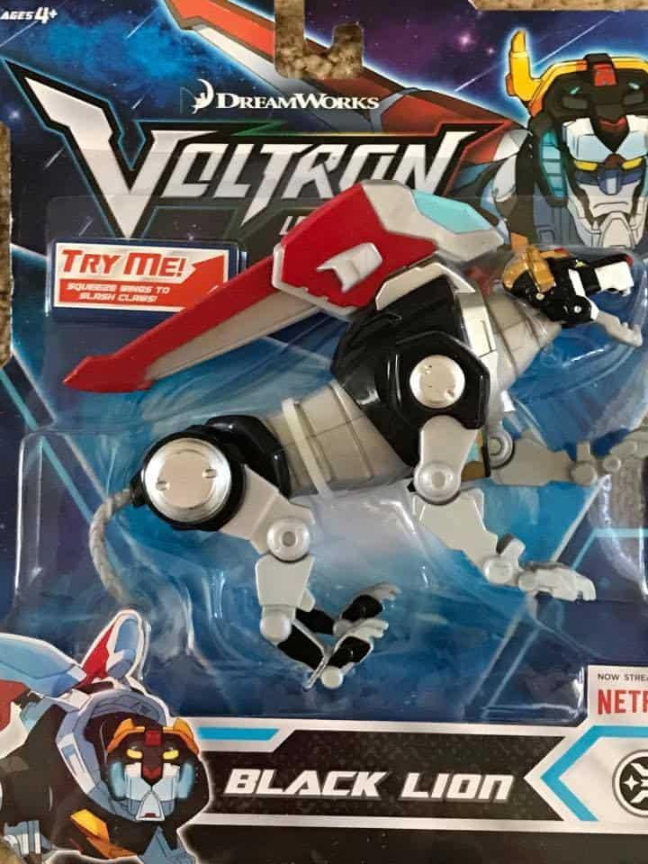 Black Lion Voltron