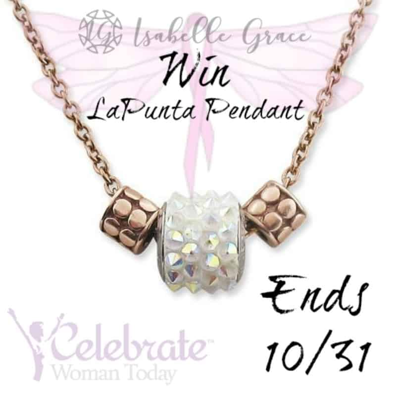Isabelle Grace Jewelry, Breast Cancer Awareness