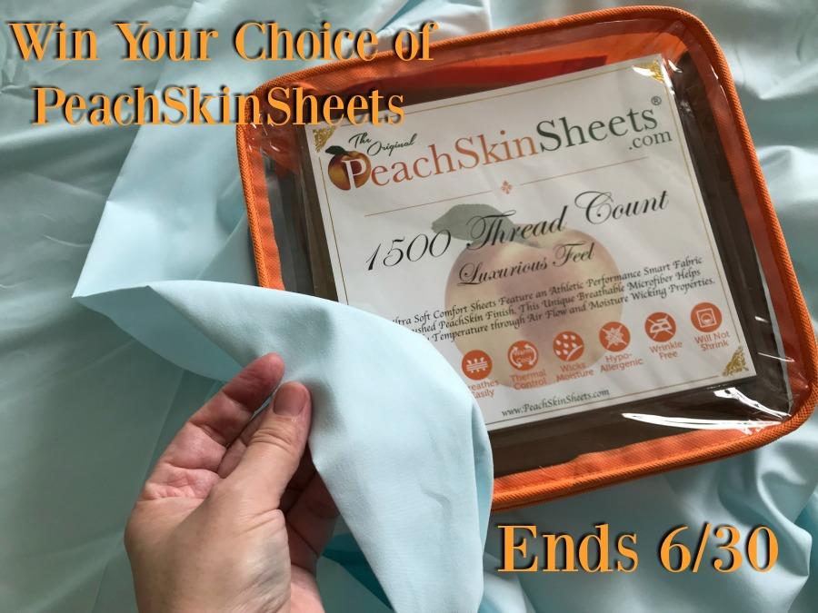 Luxurious PeachSkin Sheets