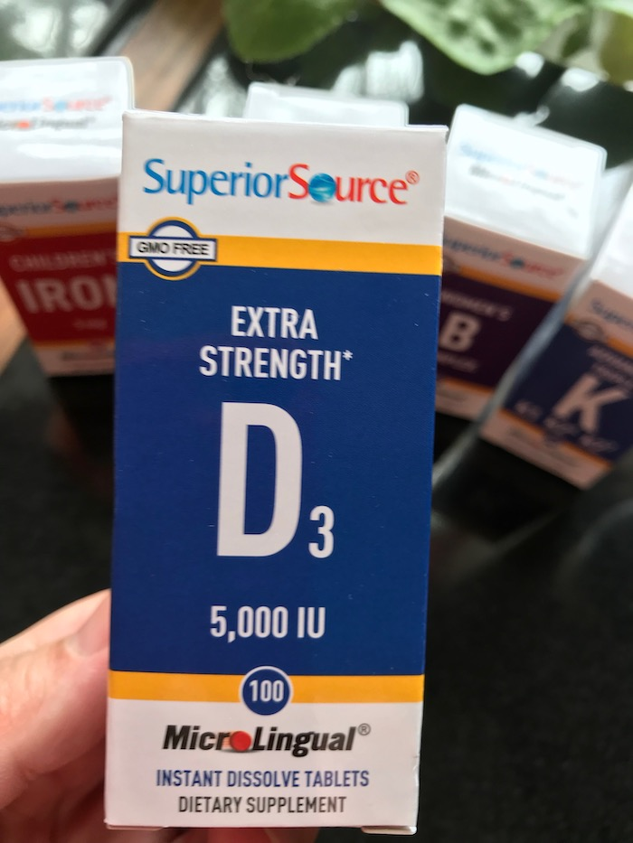 Superior Source developed sublingual vitamins and supplements for women's health. Here are the benefits of sublingual D3 vitamins