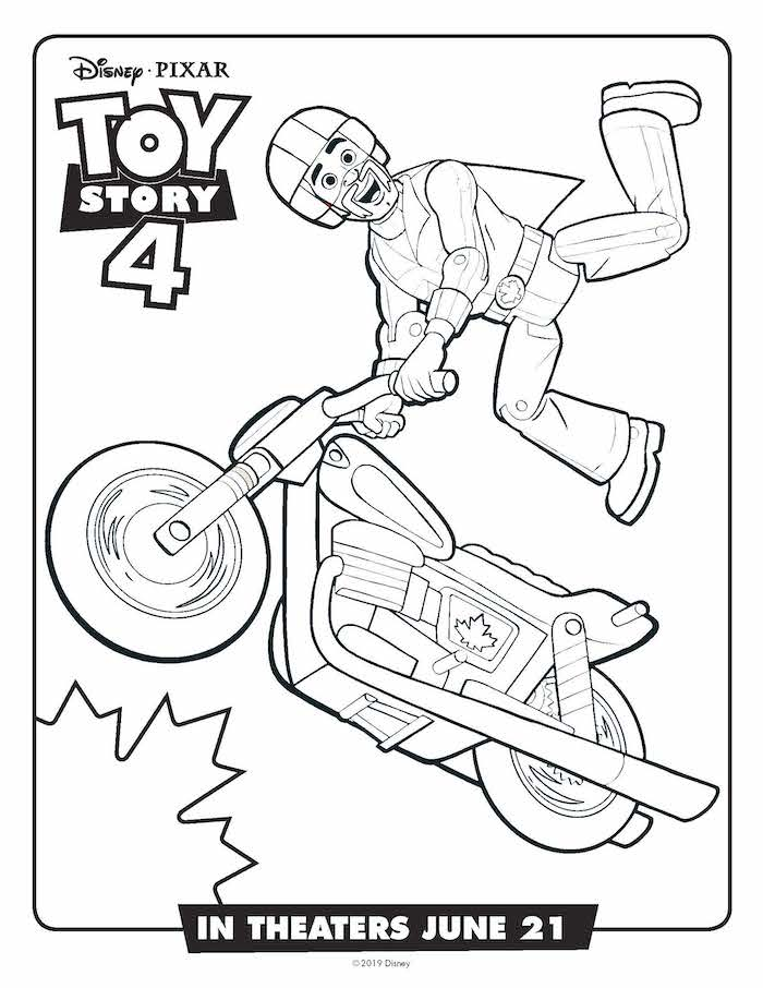 Toy Story Free Printable Coloring Pages, Puzzles, And