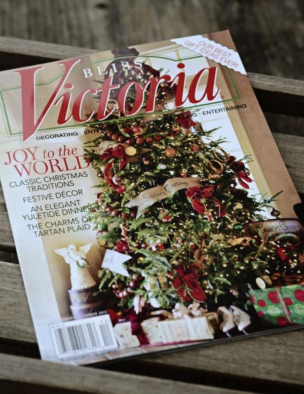 The Charms Of A Tartan Christmas Me And Victoria Magazine