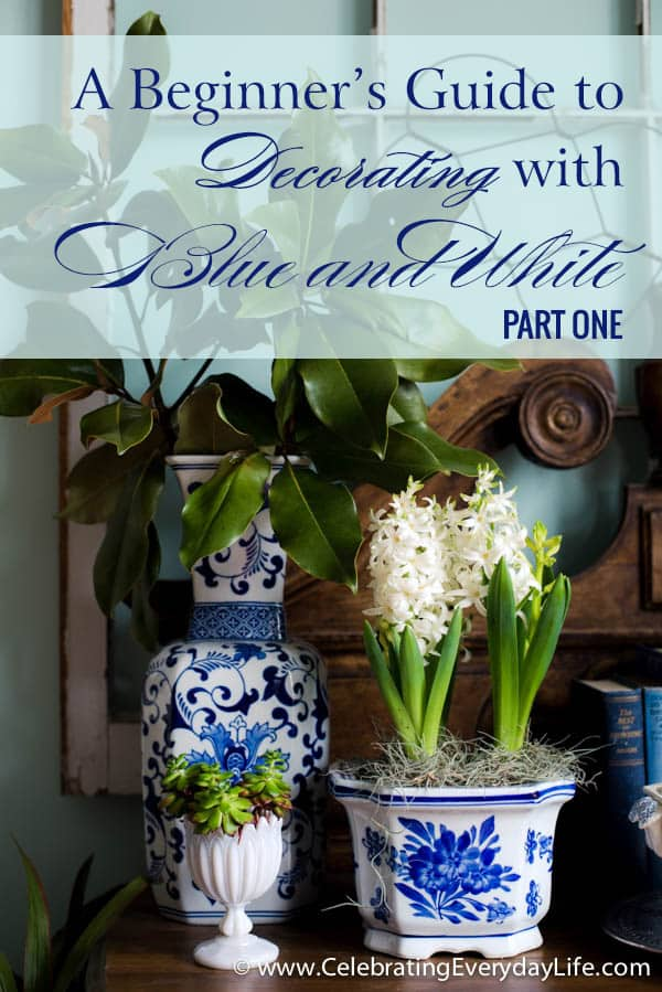 A Beginner39s Guide to Decorating with Blue