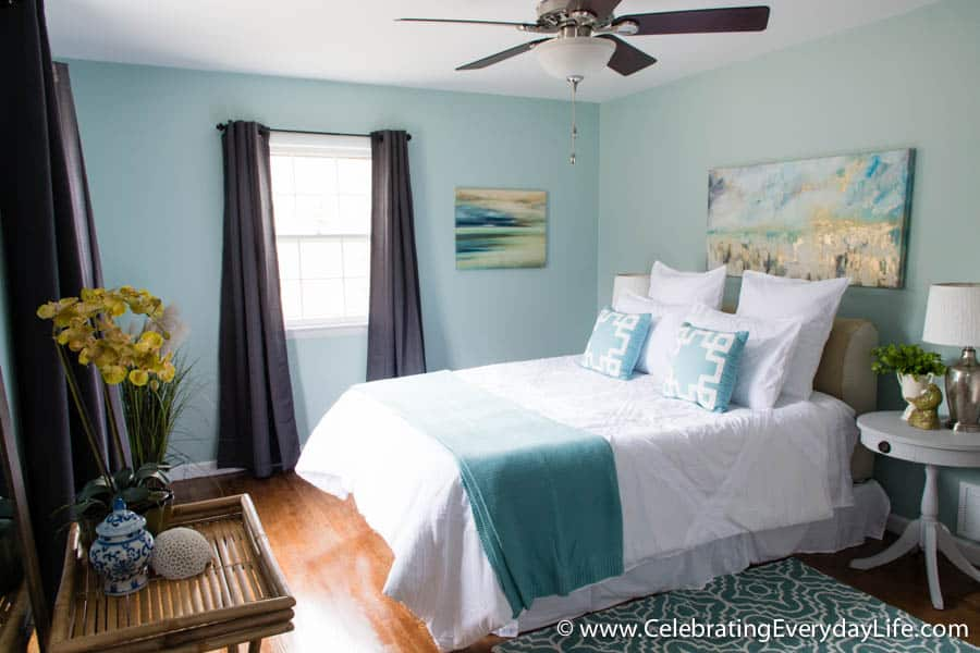 Tips For How To Stage A Bedroom To Sell! Celebrating Everyday