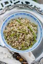 Quinoa, Barley & Lentil Pilaf recipe, healthy living recipe, healthy side dish recipe, easy side dish recipe, real food recipe, whole grain recipe, celebrating everyday life with Jennifer Carroll