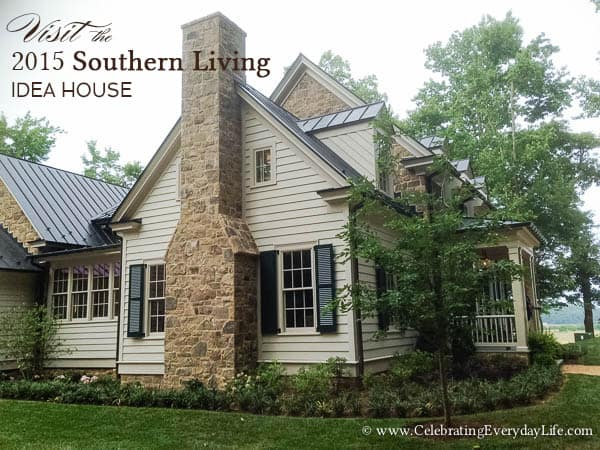 2015 Southern Living Idea House Charlottesville Virginia, Bundoran Farm  Idea House, Celebrating Everyday Life