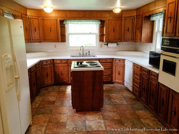 Exceptional Kitchen BEFORE, Hartfield, Celebrating Everyday Life With Jennifer Carroll