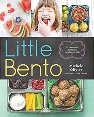 Little Bento book