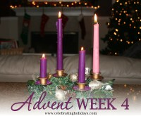 Advent Week 4 Scripture Reading, Music, and Candle ...