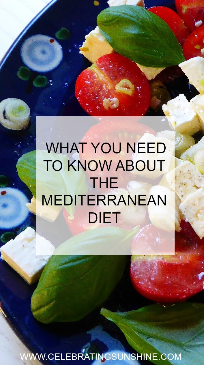Mediterranean diet is a healthy eating plan inspired by the traditional Mediterranean foods and recipes.