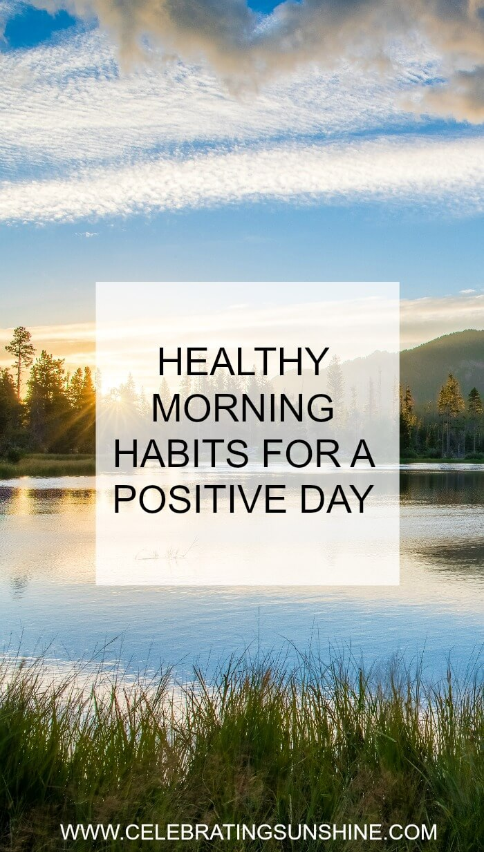 There is loads of research to suggest that having healthy morning habits leads to more productive days and overall well-being.