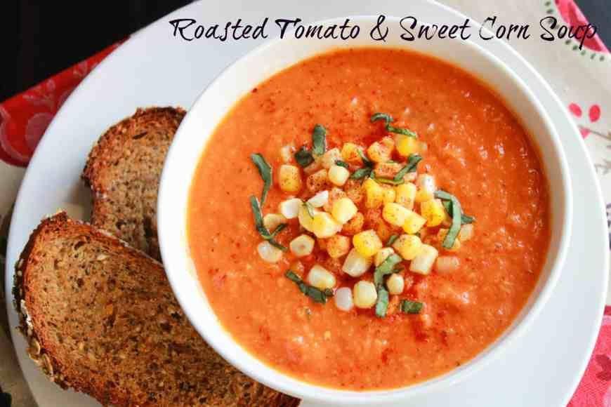 tomato corn soup 2