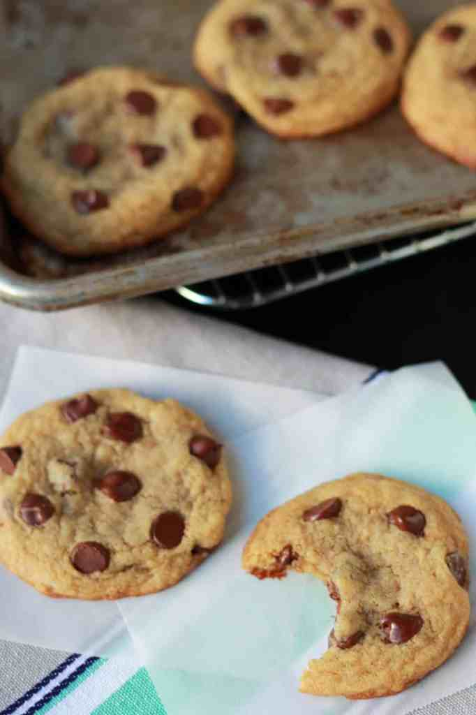 chocolate chip cookies 2