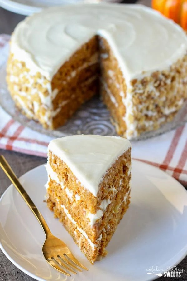 Calories Of Carrot Cake With Icing