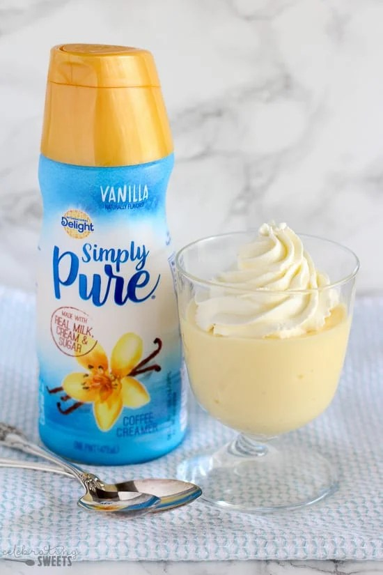 Homemade Vanilla Pudding - This easy, creamy homemade pudding gets a double dose of vanilla from a secret ingredient. You'll never want the boxed stuff again!