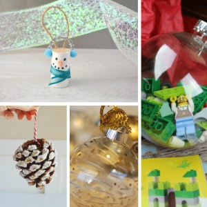 10 Cute and Easy DIY Christmas Ornaments | Celebrating the Season