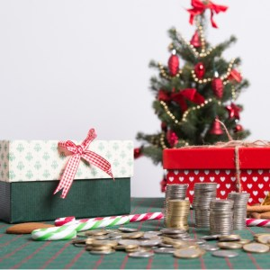 5 tips to create a Christmas budget, and how to stick to it.