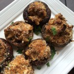 Delicious Stuffed Mushrooms Appetizer Recipe