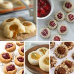 25 Delicious Thumbprint Cookie Recipes for the Holidays