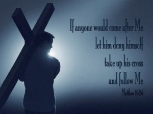 Take Up Your Cross – Pastor Larry House