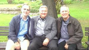Send Off Sharing – Pastor Doug Linser and Pastor Larry Arendas