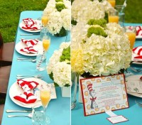 Dr. Seuss Themed Baby Shower {Guest Feature