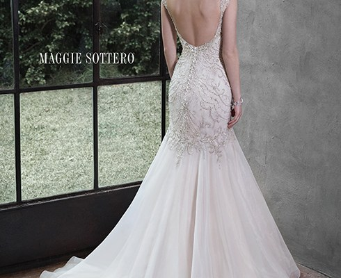 "Maggie Sottero ""Melissa"" gown"