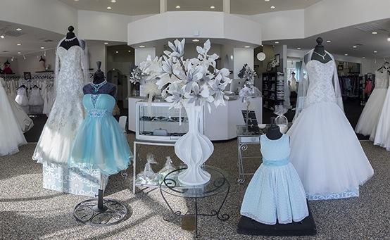Celebrations Bridal Entrance