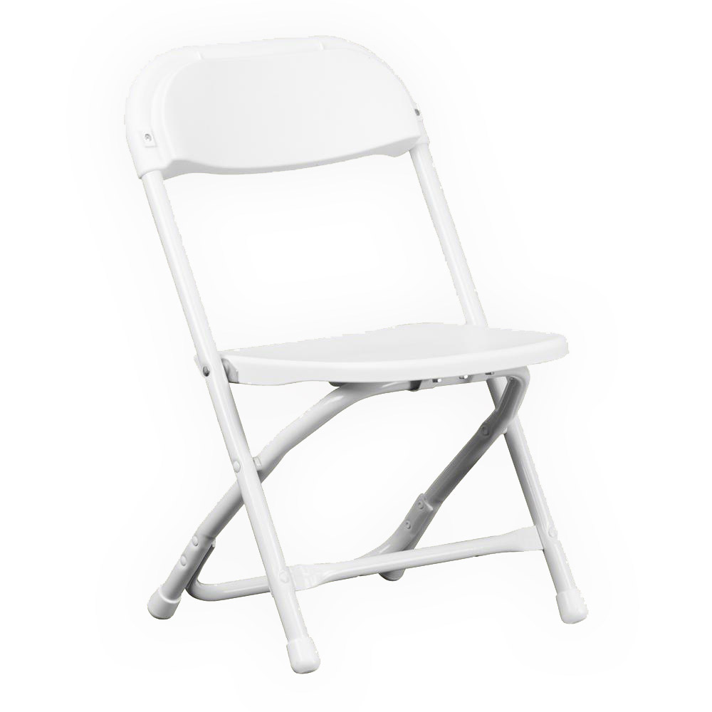 Plastic Kids Chairs Kids White Plastic Folding Chair