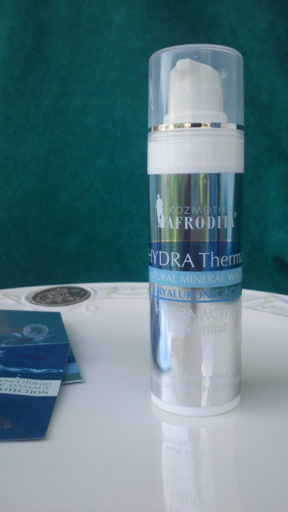 Afrodita Hydra Thermal Active Concentrate