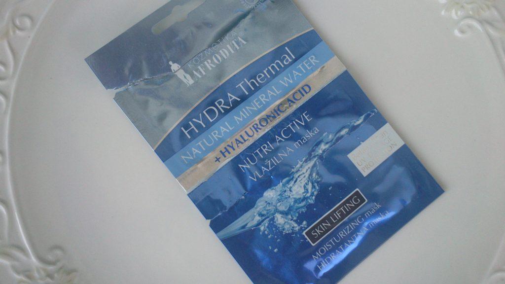 Afrodita Hydra Thermal maska