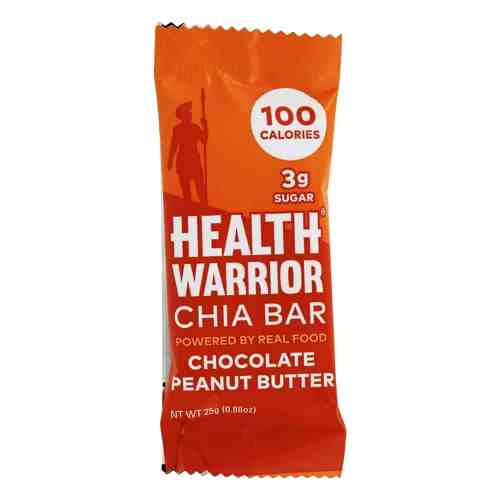 Health Warrior Chia Bar - Pack of 15