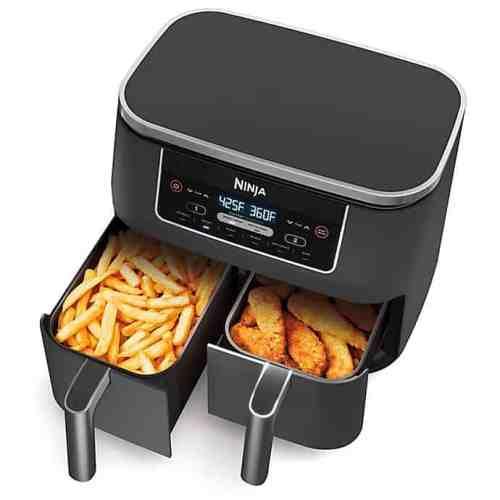 Ninja Foodi 8 qt. 2-Basket Air Fryer