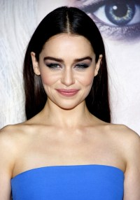 Emilia Clarke Weight Height Measurements Natural Hair Color