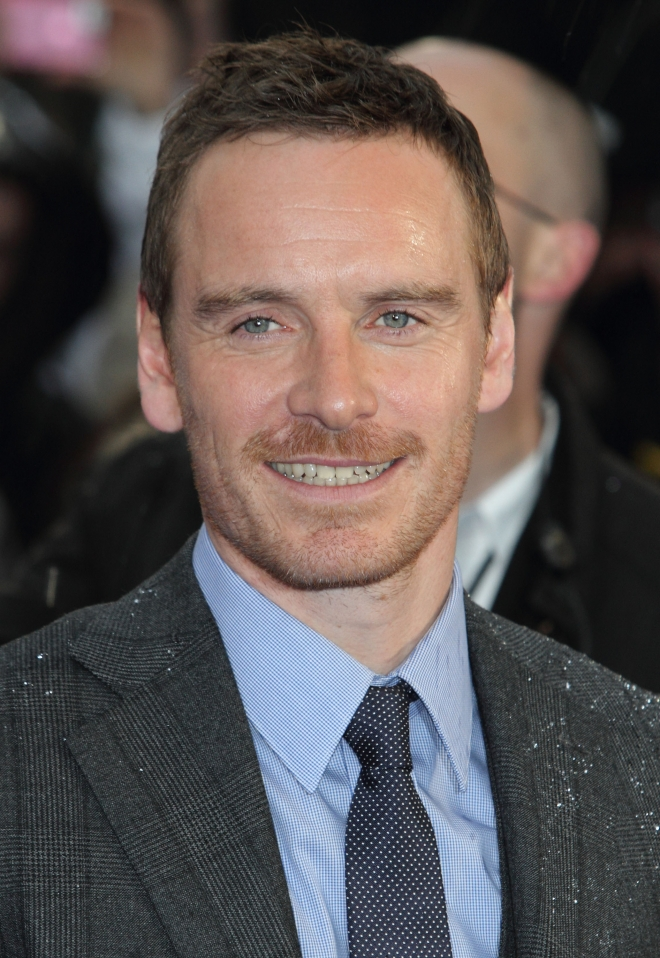 Michael Fassbender Weight Height Ethnicity Hair Color