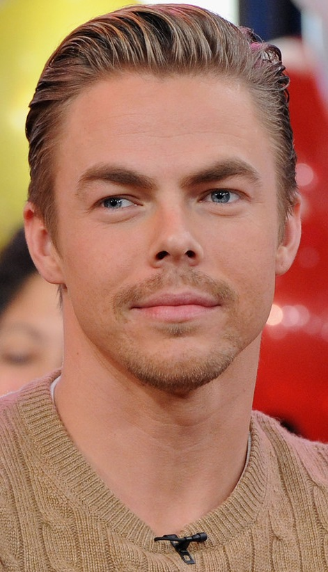 Derek Hough Weight Height Ethnicity Hair Color Eye Color