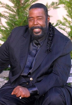 Barry White Weight Height Ethnicity Hair Color Eye Color