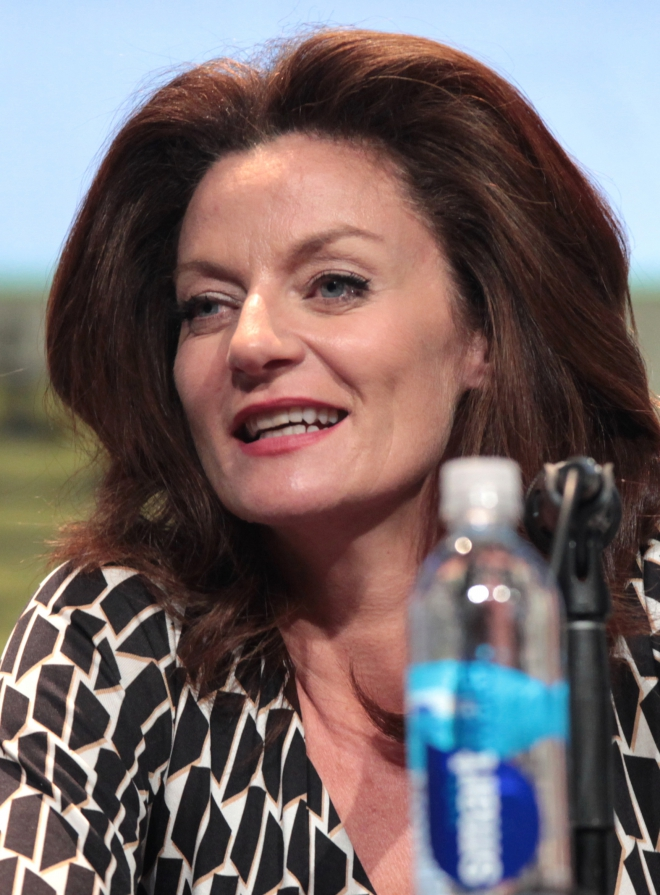 Michelle Gomez Weight Height Ethnicity Hair Color Eye Color