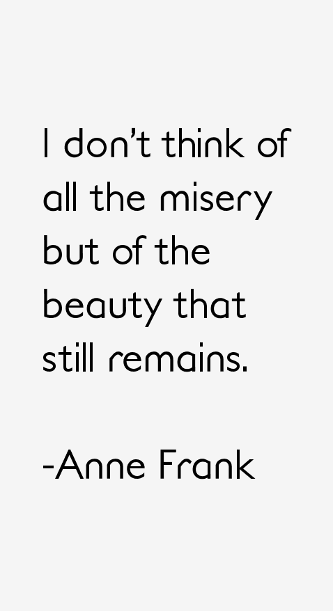Anne Frank Quotes About God. QuotesGram