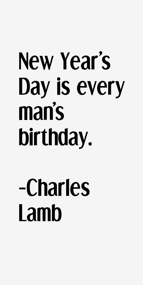 Charles Lamb Quotes & Sayings