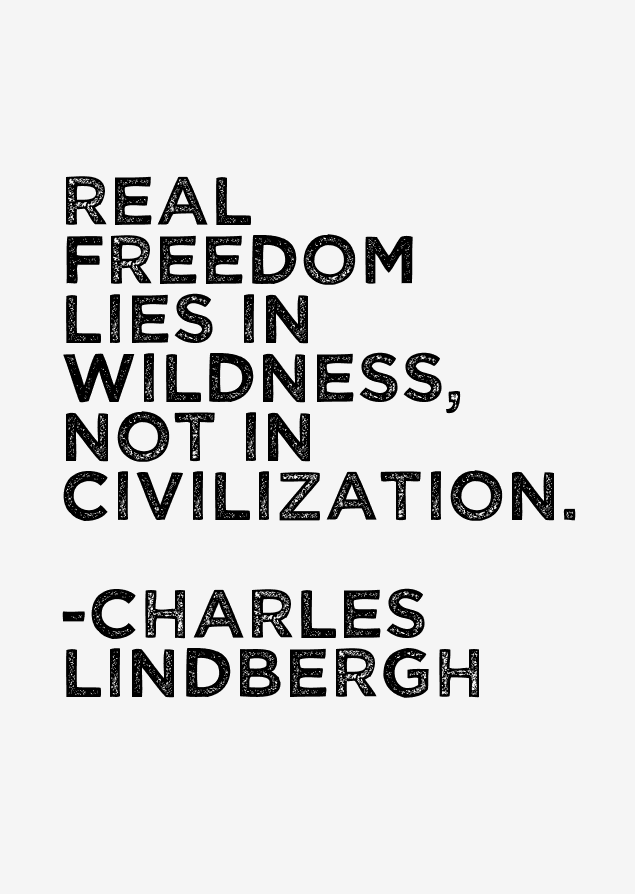 Charles Lindbergh Quotes & Sayings