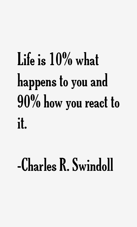 Charles R. Swindoll Quotes & Sayings