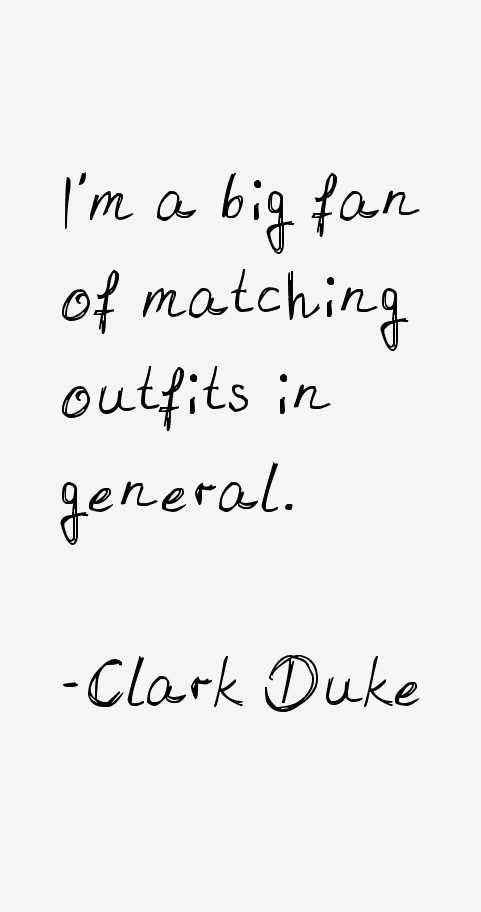 Quotes About Matching Outfits : quotes, about, matching, outfits, Matching, Outfits, Quotes, Fashion, Stylish