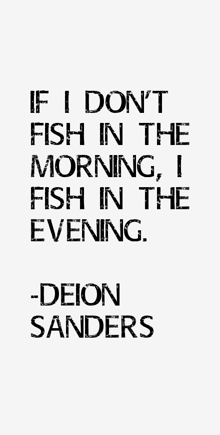Deion Sanders Quotes & Sayings